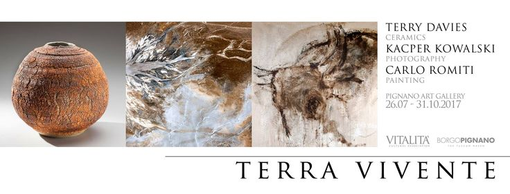 Terra Vivente, the living earth, is an art journey exploring the richness of soil as both, inspiration and a material of creation. The exhibition presents an encounter of artists that interpret and relate to the earth in various ways. On one hand we will see ceramic and painting artworks created directly with the use of terra as a medium, creating a sensory immediate experience. Another approach will be that of observation through the languages of photography and painting, portraying the…