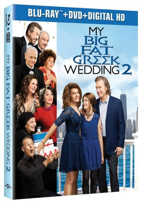 My Fat Greek Wedding 2 After Toula Portokalos Pas Are Preparing For Celebration They Realize Not Officially Married Stream