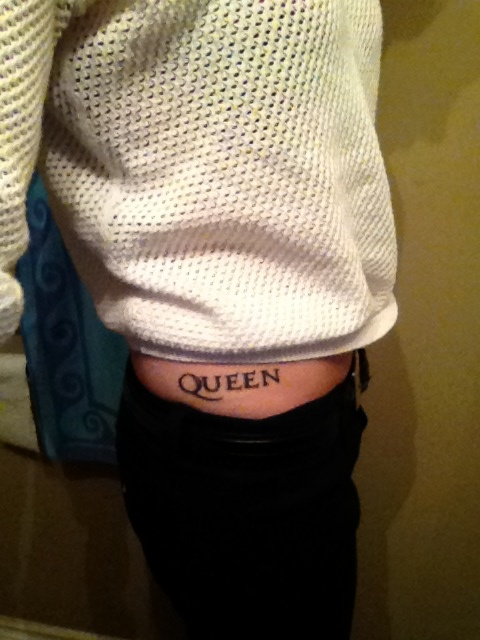 Queen Band Tattoo Body Art Queen Tattoo Band Tattoo Tattoo