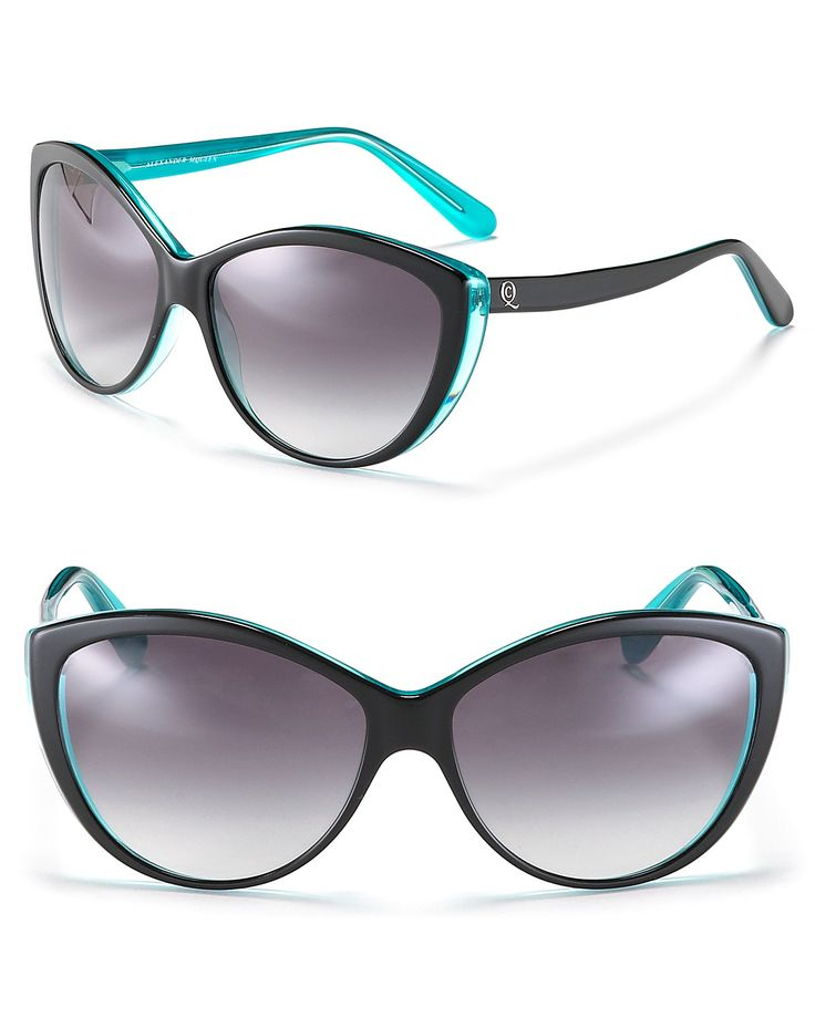 Alexander McQueen Colorful Cat Eye Sunglasses - Cat Eye - Sunglasses - Jewelry & Accessories - Bloomingdale's