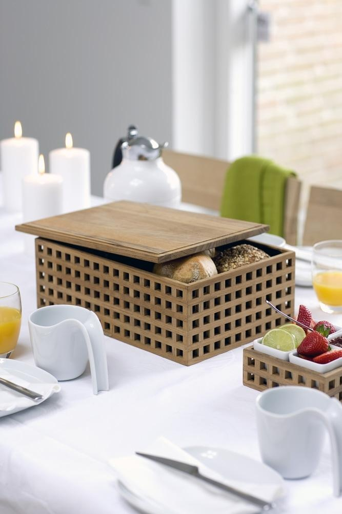 Bread in a box - yes please!