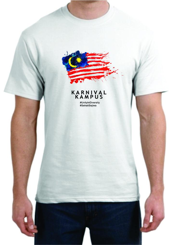 Malaysian Flag Tshirt