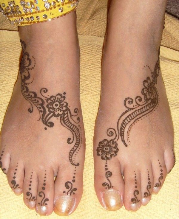 489 besten hair and beauty henna for feet feet mehndi bilder. Black Bedroom Furniture Sets. Home Design Ideas