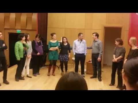 Kurt Baba Ront Şarkısı Okul Öncesi Orff Eğitimi Ormanda Gezeriken - YouTube