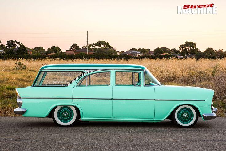 Holden EK wagon