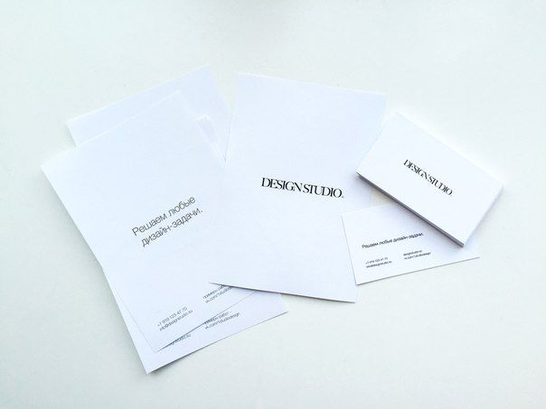 Мы любим простой и чистый дизайн. Без лишних элементов.