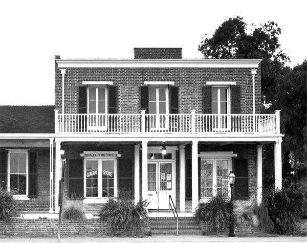 Ghostly Legends of the Whaley House According to America's Most Haunted, the house is the