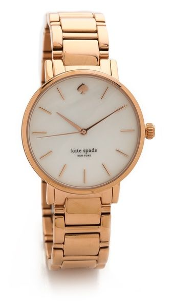 Kate Spade New York Gramercy Bracelet Watch - this one, budget providing.
