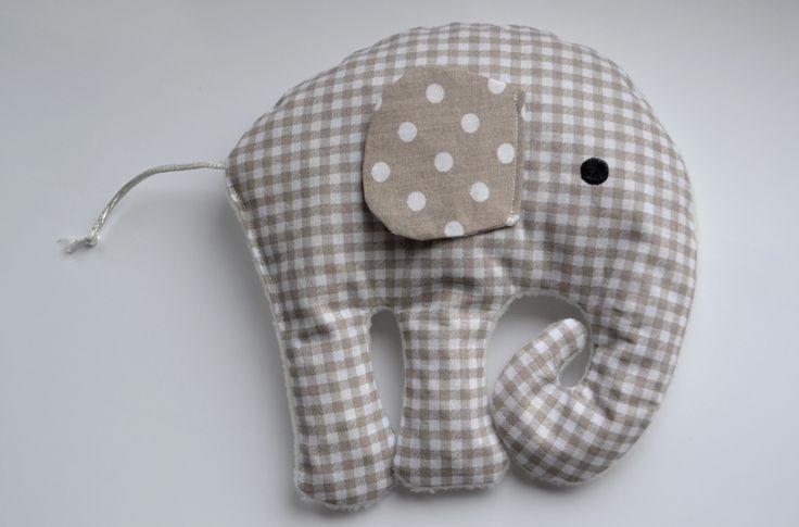 Wärmkissen - Baby Kirschkernkissen, Wärmekissen, Körnerkissen - ein Designerstück von Babyzeit bei DaWanda