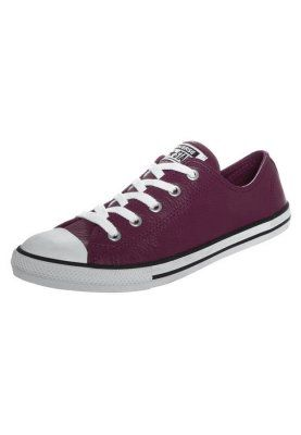 CHUCK TAYLOR ALL STAR OX DAINTY - Baskets basses - rouge