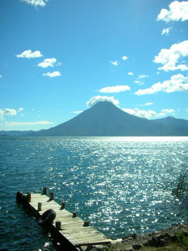 Озеро Атитлан: место, где радуга обретает цвета | Изюминки | Со всего мира! | Постила