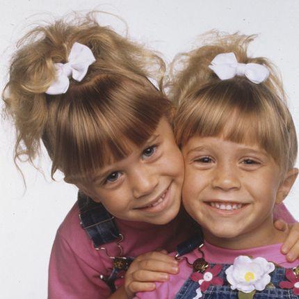 Toen waren ze nog schattig...Mary-Kate & Ashley Olsen...