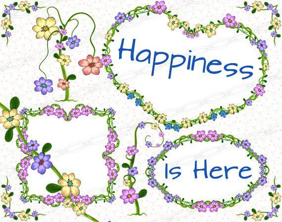Digital download floral frames and flourish garland bouquet clipart for scrapbooking - printables - invitation card design diy. https://www.etsy.com/listing/244991378/instant-download-png-flower-frame?ref=shop_home_active_17