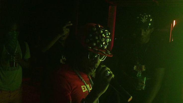 Frisco Kid Perform New Single LIVE !!  - RUN