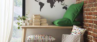 Ιδέες για τη διακόσμηση σπιτιού IKEA Greece