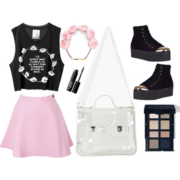"""Pastel Punk"" on Oh How Very Peachy .blogspot"