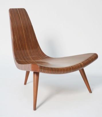 A Cadeira Três Pés de Joaquim Tenreiro (1947)