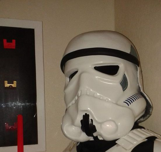 stormtrooper helmet build