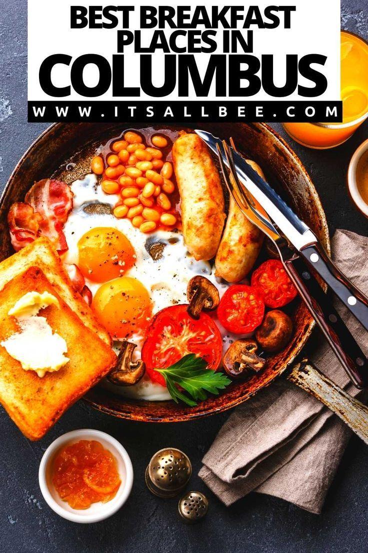 10 Best Breakfast Spots In Columbus Ohio Itsallbee Travel Blog In 2020 Foodie Travel Food Guide Travel Food
