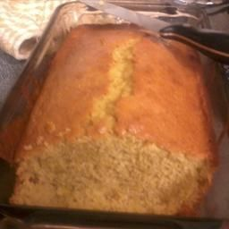 Crookneck Squash Bread on BigOven: Quick bread for your summer squash harvest!