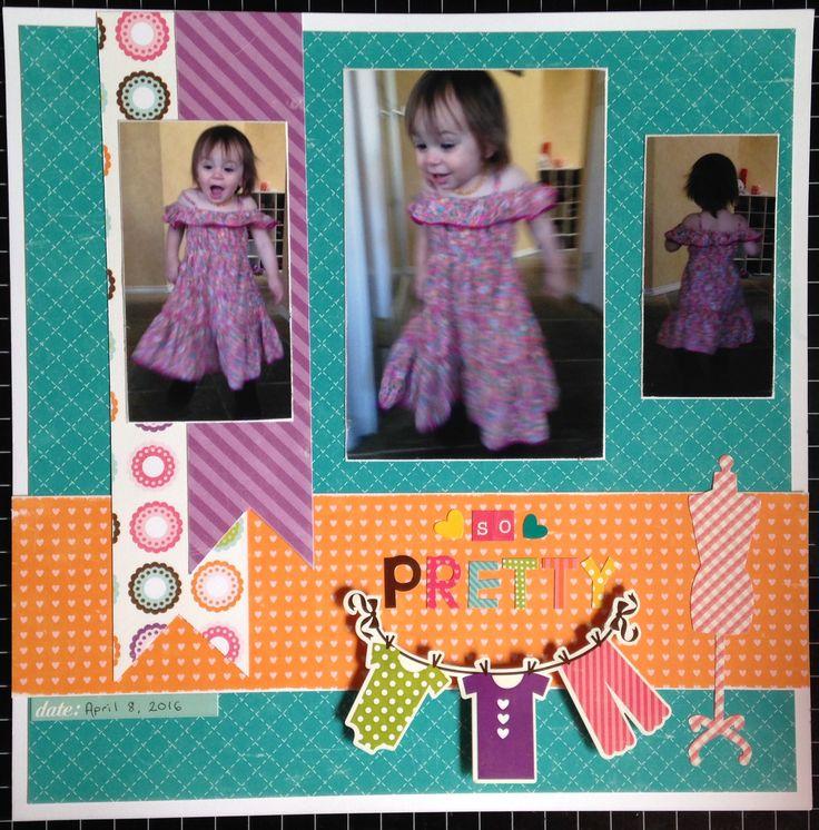 @echoparkpaper  - Little Girl