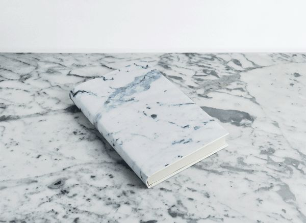 Marble book © Pino Sartorio