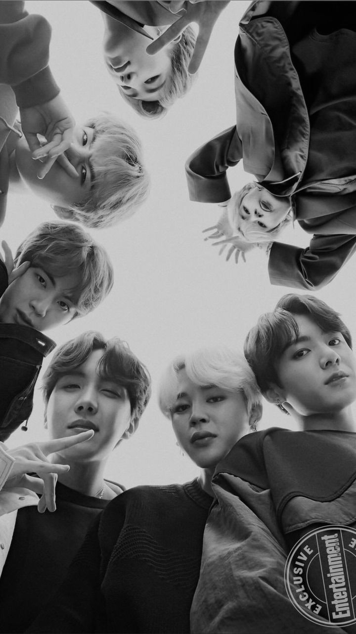 Image About Fashion In Bts Black And White By Colourinq In 2021 Bts Black And White Bts Wallpaper Bts Beautiful Bts wallpaper hd black and white