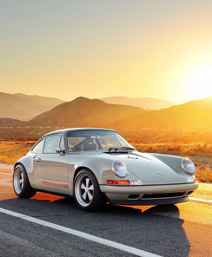 The Singer Porsche 911. One of my favorite 911s ever! ...repinned für Gewinner! - jetzt gratis Erfolgsratgeber sichern www.ratsucher.de