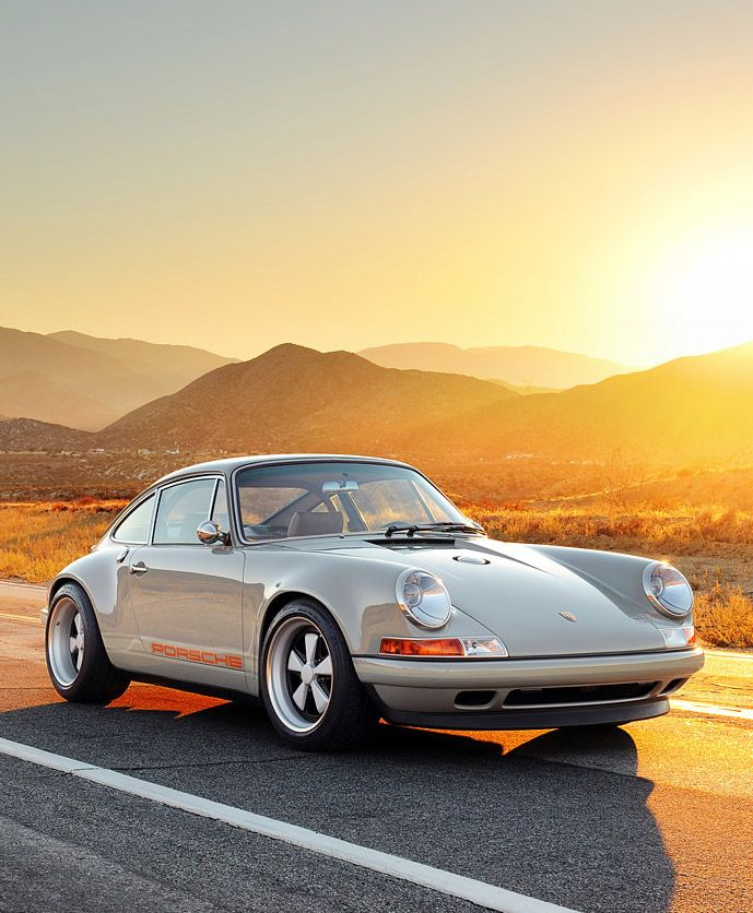 The Singer Porsche 911. One of my favorite 911's ever!