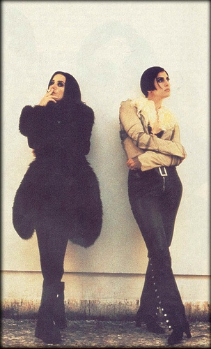 Shakespears Sister. Best outfits in the world.