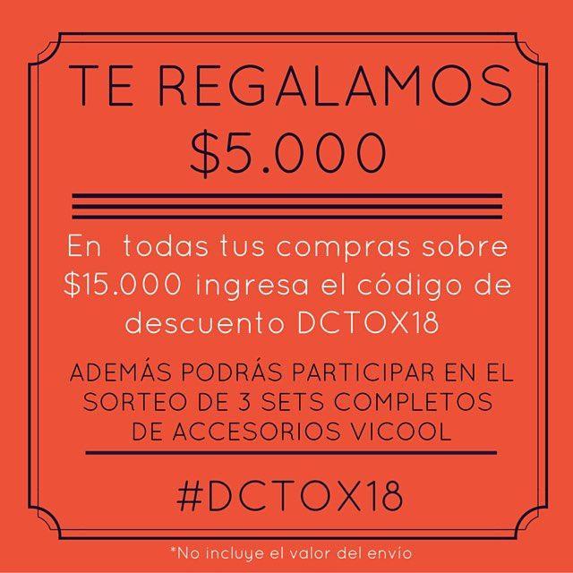 Descubre nuestra Promo de Septiembre en nuestra página web. #Oferta #Descuento #Chile #Concurso #DCTOx18 #FiestasPatrias #Feliz18 #18 #Regalo