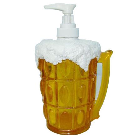 2057e7b0ec4f miscellaneous goods and peripheral equipment ERRAND SHOP | Rakuten Global  Market: Funny soap dispenser beer