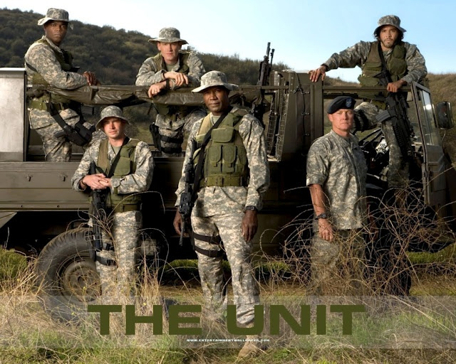 더 유닛 시즌 1 (The Unit season 1, 2006) – CBS