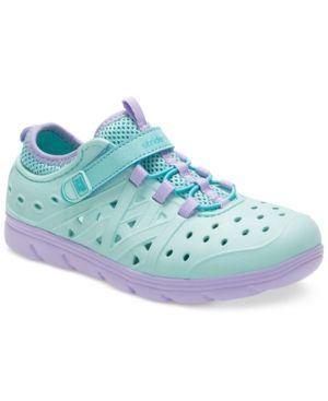 Stride Rite M2P Phibian Shoes, Toddler Girls (4.5-10.5) - Blue 10M