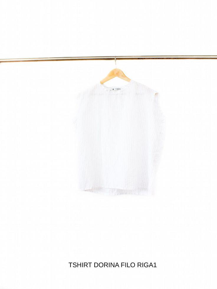 T-Shirt Dorina Filo Riga 1  Discover the new SS16 Collection on www.barenavenezia.com