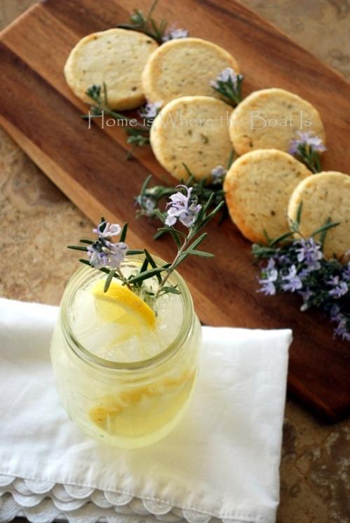 ... : Lemon + Rosemary on Pinterest | Lemon, Olive oil cake and Vodka
