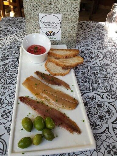 #Tapa #gourmet Tabla de ahumados
