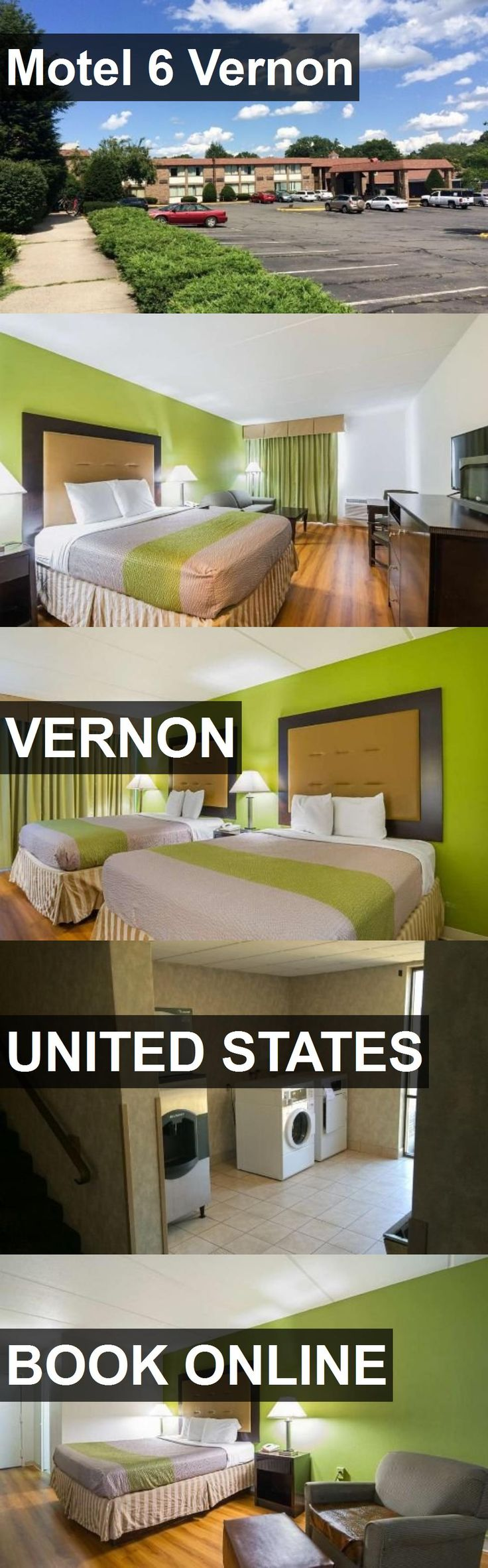 Hotel Motel 6 Vernon in Vernon, United States. For more information, photos, reviews and best prices please follow the link. #UnitedStates #Vernon #Motel6Vernon #hotel #travel #vacation