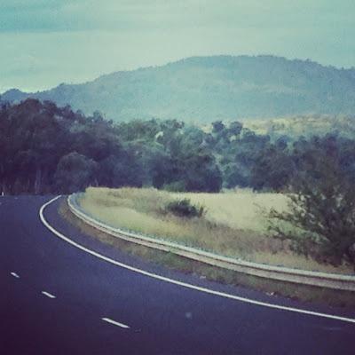The New England Highway, NSW + Paddington Bear stories on audiobook