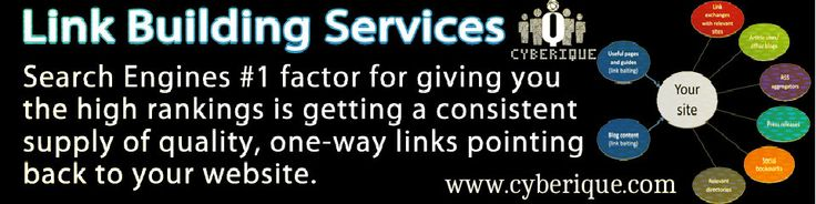 #Link #Building –  #Link #Building #Service is helped in making the website rank high in the top search engines and also increases the popularity among the internet users globally. See more. http://www.cyberique.com/link-building.php