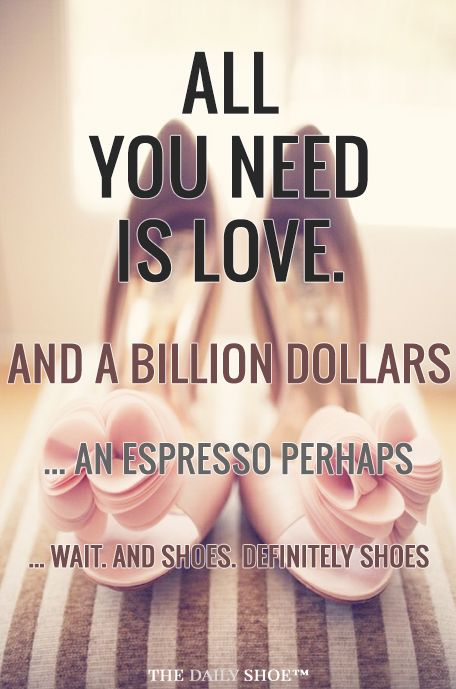Shoe Wisdom – Quotes about Shoes | http://www.thedailyshoe-official.com/shoe-wisdom/