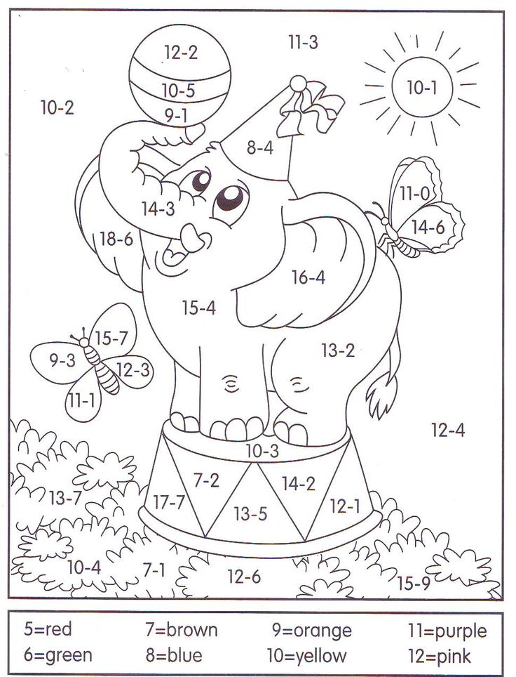 1404 best Schule images on Pinterest Learn german, Elementary - best of easy multiplication coloring pages