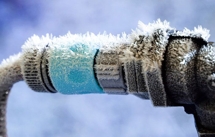 MOTHER EARTH NEWS readers receive guidance on pipes freezing and options such as dripping water or insulation used to solve the problem. Originally published as