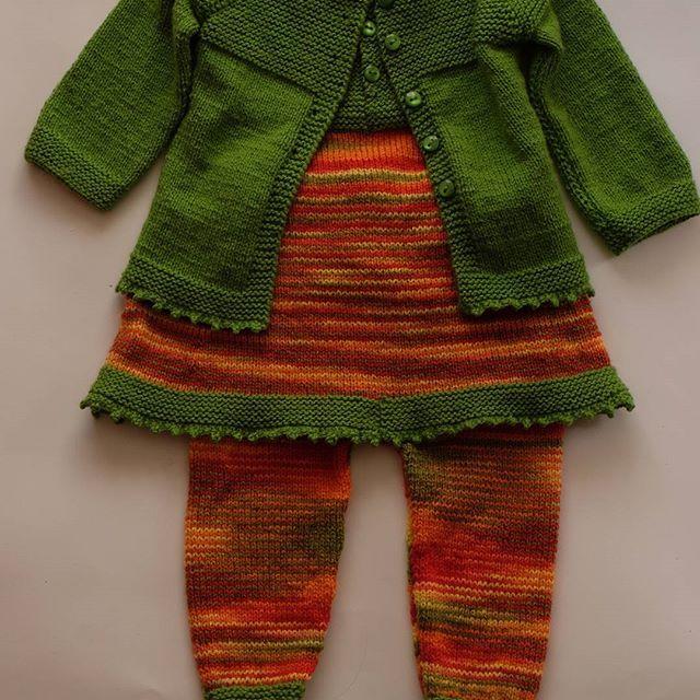 #verano #vestido #knitting #lana #regalo #guagua #hechoamano #scl #handmade #crochetbaby #tejido