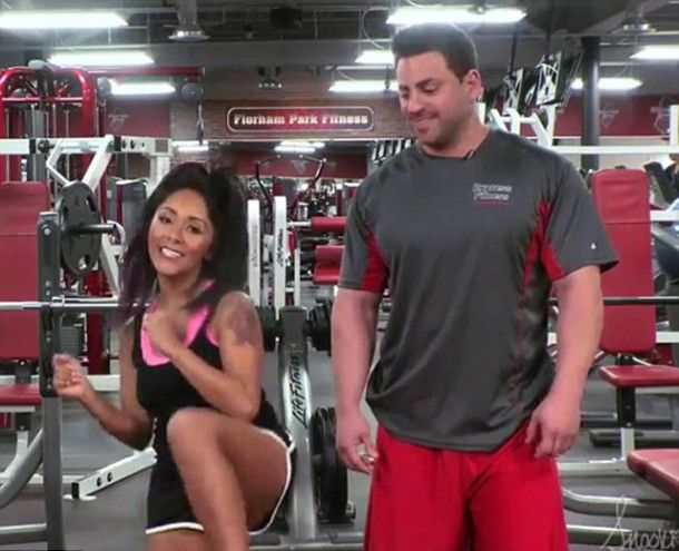 snooki workout videos on youtube