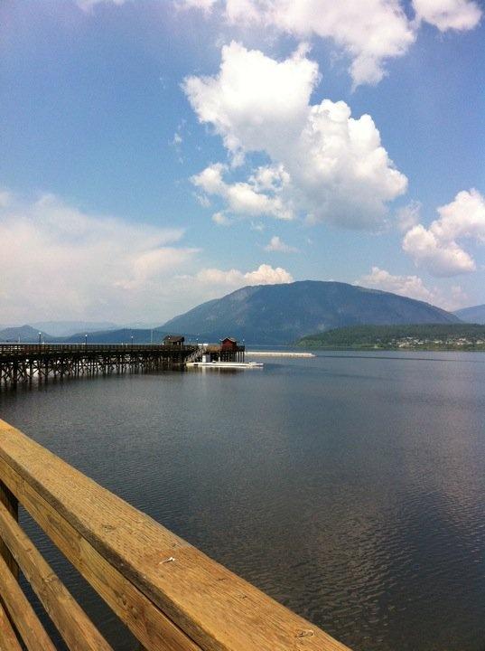 Salmon Arm Pier