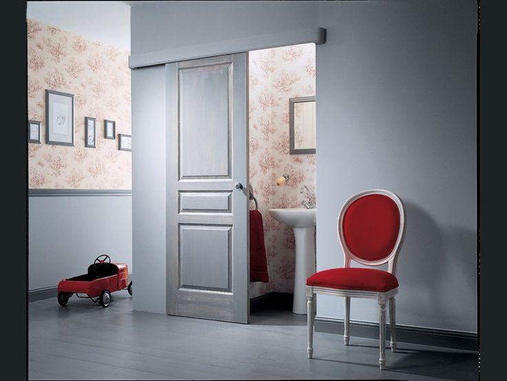 les portes coulissantes offrent des solutions id ales de s paration des pi ces de la maison tout. Black Bedroom Furniture Sets. Home Design Ideas