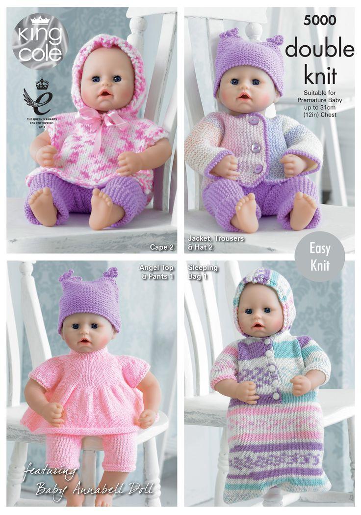 Mejores 111 imágenes de Baby Born doll clothes en Pinterest   Baby ...