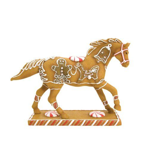 Trail of Painted Ponies Gingerbread Pony Figurine 6-1/4-Inch: Ponies Forever, Gingerbread Ponies, Trail Paintings, Horses Art, Pain Ponies, Paintings Ponies, Paintings Out, Ponies Westland, Trailofpaintedponi Com