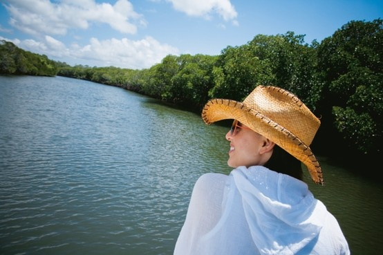 Queensland bucket list | 34. Catch a barramundi in the Endeavour River in Cooktown.